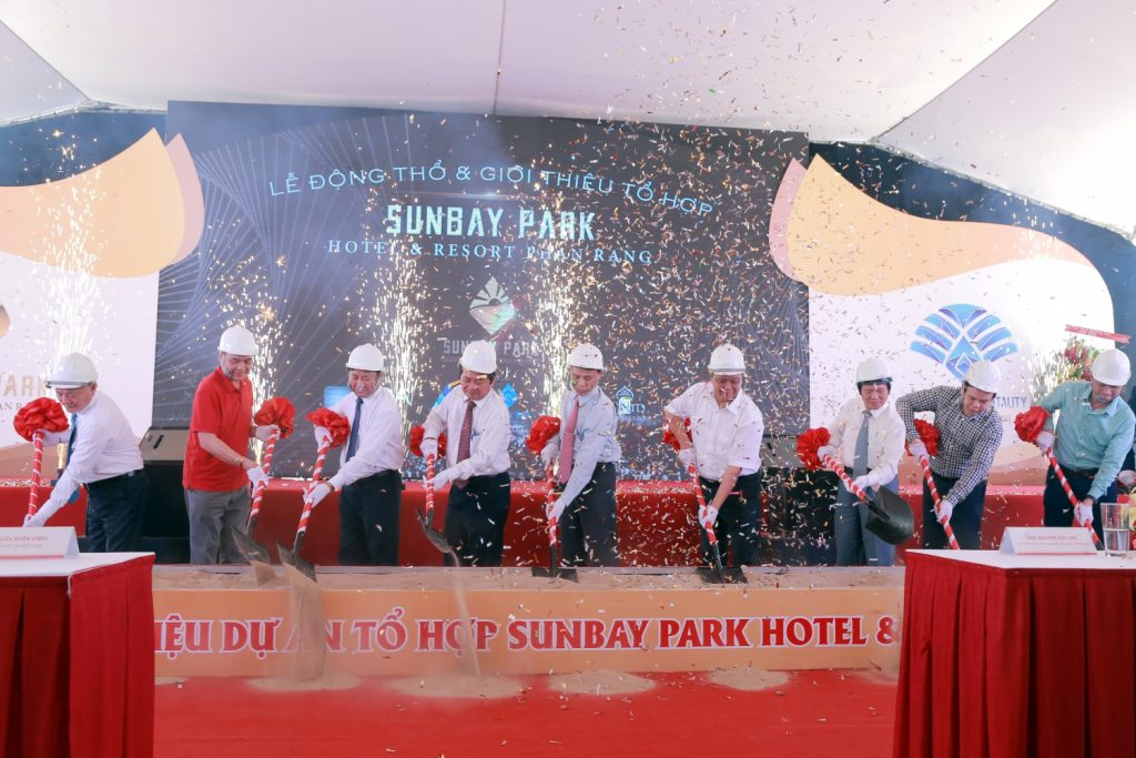 dong tho Sunbay Park Hotel & Resort Ninh Thuan